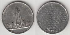 Ulm Zinnmedaille Münster Nau 248 17,79 g 37,13 mm stampsdealer