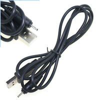 USB to 2mm Mini Tip Adapter Cable For Nokia Cell Phone PC Power 5V Charging Cord