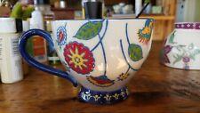 Dutch Wax Mug, Tabletops Gallery, lana