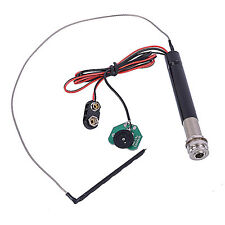 Active Endpin jack preamp volume control Piezo pickup kit for Acoustic Guitar