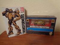SDCC Transformers Bumblebee Vol. 2 Retro Pop Highway Volkswagon Exclusive Set