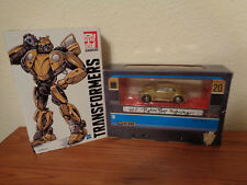 SDCC Transformers Bumblebee Vol. 2 Retro Pop Highway Volkswagon Exclusive Set