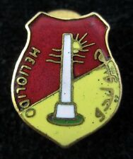Vintage Old  Heliolido Sporting Club (Cairo) Egypt Buttonhole Pin Badge