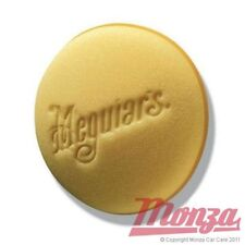 2x Meguiars Foam Car / Motorbike Wax / Polish / Sealant Applicator Pads