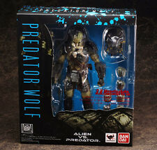 NEW AVP WOLF PREDATOR CLASSIC SH MONSTERARTS BANDAI TAMASHII NATIONS FIGURE