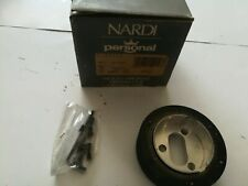 NARDI CITROEN 2CV - MEHARI - DYANE Original Steering wheel hub adapter NEW