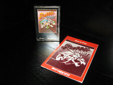 Atari 2600 Vintage Game Lot Rabbit Transit Supercharger Super Charger + Manual