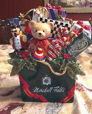 Christopher Radko Marshall Field's Cookie Jar Exclusive with original box