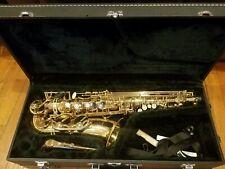 Antigua Alto Saxophone w/case in Excellent Condition!