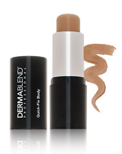 Dermablend Quick Fix Body Full Coverage Foundation Stick - Honey - .42 Oz
