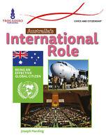 CIVICS & CITIZENSHIP: AUSTRALIA'S INTERNATIONAL ROLE - BOOK ISBN 9780864271549 x
