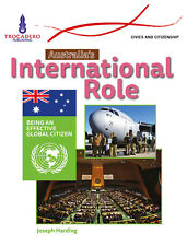 CIVICS & CITIZENSHIP: AUSTRALIA'S INTERNATIONAL ROLE - BOOK ISBN 9780864271549 x