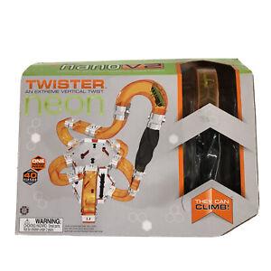 Hex Bug Nano V2 Neon Twister Robotic They Can Climb! 40 Pcs Educational New