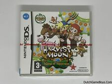 Harvest Moon DS - Island Of Happiness - New & Sealed - Nintendo DS