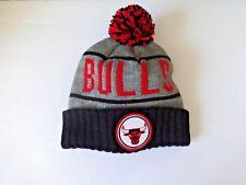 f27396d6a26 Chicago Bulls beanie cuffed knit hat One size