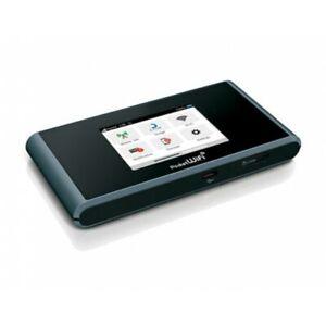 Sprint ZTE MF975S Pocket 2 4G LTE WiFi Mobile Hotspot Black