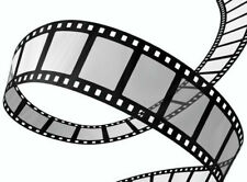 35Mm Film Cell 10 Strips various movies to choose from
