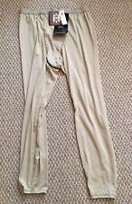 Gen 3 Level 1 Large Regular Silk Weight Drawers ECWCS Polartec Army USGI NWT