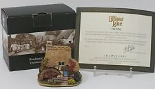 Lilliput Lane The Little Mill Cottage Ornament Figurine (L2501) NEW