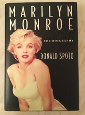 Marilyn Monroe:The Biography by Donald Spoto Hardback Book