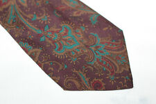 YVES SAINT LAURENT Silk tie Made in Italy E99843 man