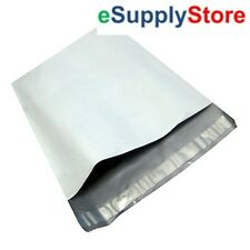 "9x12"" WHITE POLY MAILERS/BAGS/ENVELOPES - 100 qty"