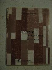 Francesco Guerrieri Ricerche Strutturali - 1969