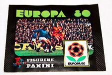 Panini EM Euro EUROPA 80 1980 – 1 x TÜTE PACKET BUSTINA SOBRE POCHETTE MINT!
