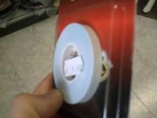 Striscia nastro rotolo adesivo decorazione auto camper caravan moto bianco 3 mm