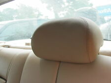 2000 2001 2002 JAGUAR S-TYPE REAR SEAT HEADREST TAN