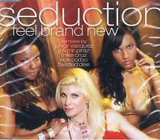 Seduction - Feel Brand New - Maxi CD NEU -