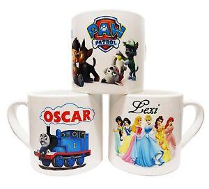 NEW Personalised Spiderman mug 6 oz child mug cup tea