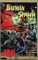 GN/TPB Batman Spawn War Devil 1994 vf/nm 9.0 Doug Moench DC / Image