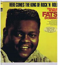 LP FATS DOMINO TROUBLE IN MIND