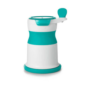 OXO Tot Mash Maker Baby Food Mill - Teal