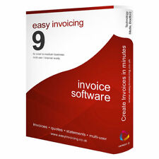 Easy Invoicing 9 - Invoice Quote & Estimate Software for Home or Small Business