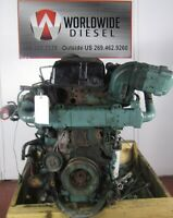 2006 Volvo D16 Diesel Engine, 500 HP, Complete, Turns 360, For Rebuild Only.