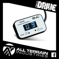 iDRIVE THROTTLE CONTROLLER - ISUZU DMAX/MUX 2012+ WINDBOOSTER