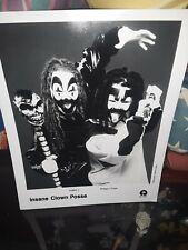 INSANE CLOWN POSSE - PROMO PHOTO - 1997 THE GREAT MILENKO ISLAND - ICP