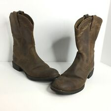 Ariat Womens Heritage Roper Distressed Brown Size 8 B