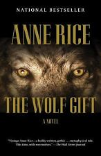 The Wolf Gift (Chronicles book 1) by Anne Rice paperback FREE SHIPPING ann