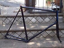 Stelbel Mod.Aerodynamic 1987  track/pista frame&fork.Columbus