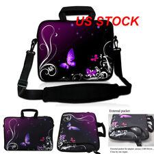 "12.9"" 13"" Butterfly Laptop Shoulder Bag pouch Case F 13.3"" Macbook Pro,Air iPad"