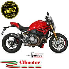 D.041.lxbp - Terminale Scarico Mivv Gppro Black Ducati Monster 821 / 1200