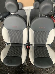 FIAT 500  2017 - 2020 COMPLETE SEAT LEATHER