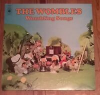 The Wombles – Wombling Songs Vinyl LP Album 33rpm 1973  CBS – 65803
