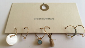 Urban Outfitters Decorative Piercing Rings