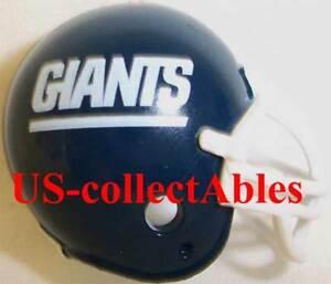 NFL Football NEW YORK GIANTS HELMET1981-99 Keychain Classic Logo Collectible NEW