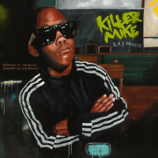 R.A.P. Music - Killer Mike (2012, CD NIEUW) Explicit Version