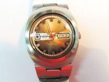 Analoge Tissot Armbanduhren in Braun